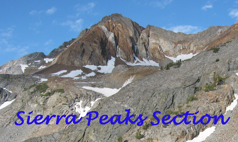 The Sierra High Country